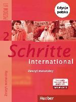 Cover-Bild zu Schritte international 2. A1/2. Glossar XXL Deutsch-Polnisch von Mizak, Agnieszka (Übers.)