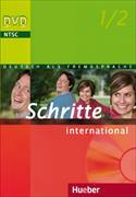 Cover-Bild zu Schritte international 1/2. A1. (NTSC) von Specht, Franz