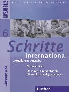 Cover-Bild zu Schritte international 6. B1/2. Glossar XXL Deutsch-Tschechisch