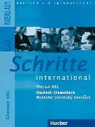 Cover-Bild zu Schritte international 3. A2/1. Glossar XXL Deutsch - Slowakisch von Mulfinger, Marianna (Übers.)
