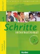 Cover-Bild zu Schritte international 1. A1/1. Kursbuch und Arbeitsbuch