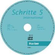 Cover-Bild zu Schritte international 5. B1/2. CDs