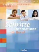 Cover-Bild zu Schritte international im Beruf 2-6. Übungsbuch. Zusatzmaterial von Heuer, Wiebke