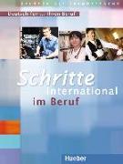 Cover-Bild zu Schritte international im Beruf. Übungsbuch von Bosch, Gloria
