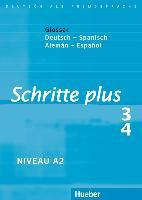 Cover-Bild zu Schritte plus 3 + 4. A2. Glossar Deutsch-Spanisch - Glosario Alemán-Español von Hilpert, Silke