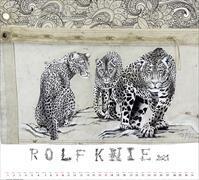 Cover-Bild zu Rolf Knie Kalender 2021