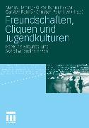 Cover-Bild zu Freundschaften, Cliquen und Jugendkulturen (eBook) von Harring, Marius