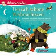 Cover-Bild zu Tierisch schöne Weihnachtszeit