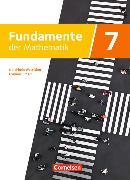 Cover-Bild zu Fundamente der Mathematik 7. Schuljahr. Ausgabe 2019. Schülerbuch. NW von Andreae, Kathrin