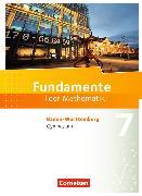 Cover-Bild zu Fundamente der Mathematik 7. Schuljahr. Schülerbuch. BW von Andreae, Kathrin