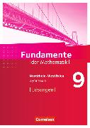 Cover-Bild zu Fundamente der Mathematik 9. Schuljahr. Gymnasium. Lösungen. NW von Pallack, Andreas (Hrsg.)
