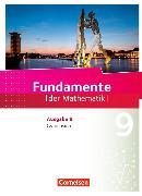 Cover-Bild zu Fundamente der Mathematik 9. Schuljahr. Ausgabe B. Schülerbuch von Pallack, Andreas (Hrsg.)