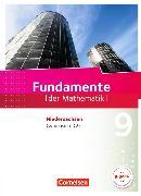Cover-Bild zu Fundamente der Mathematik 9. Schuljahr. Schülerbuch. NI von Andreae, Kathrin