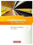 Cover-Bild zu Fundamente der Mathematik 7. Schuljahr. Schülerbuch. NW von Andreae, Kathrin