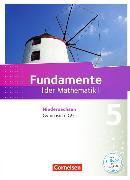 Cover-Bild zu Fundamente der Mathematik 5. Schuljahr. Schülerbuch. NI von Ahrens, Hans