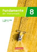 Cover-Bild zu Fundamente der Mathematik - Nordrhein-Westfalen - Ausgabe 2019. 8. Schuljahr - Schülerbuch von Bernsen, Julia