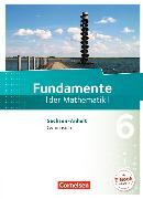 Cover-Bild zu Fundamente der Mathematik 6. Schuljahr. Schülerbuch. ST von Benölken, Ralf