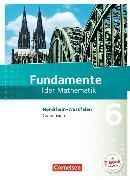Cover-Bild zu Fundamente der Mathematik 6. Schuljahr. Schülerbuch NW von Andreae, Kathrin
