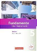 Cover-Bild zu Fundamente der Mathematik 5. Schuljahr. Schülerbuch. HE von Pallack, Andreas (Hrsg.)