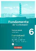Cover-Bild zu Fundamente der Mathematik 6. Schuljahr. Serviceband. ST von Pallack, Andreas (Hrsg.)
