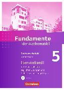 Cover-Bild zu Fundamente der Mathematik 5. Schuljahr, Gymnasium. Serviceband . ST von Durstewitz, Anne-Kristina