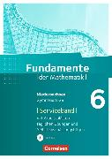 Cover-Bild zu Fundamente der Mathematik 6. Schuljahr. Handreichungen für den Unterricht. NI von Pallack, Andreas (Hrsg.)