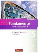 Cover-Bild zu Fundamente der Mathematik 5. Schuljahr. Schülerbuch. NW von Ahrens, Hans