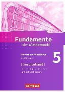 Cover-Bild zu Fundamente der Mathematik 5. Schuljahr. Handreichungen für den Unterricht. NW von Durstewitz, Anne-Kristina