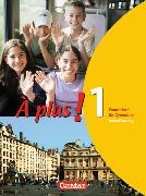 Cover-Bild zu À plus 1. Schülerbuch - Lehrerfassung von Bächle, Hans