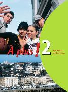 Cover-Bild zu À plus! Schülerbuch von Schenk, Sylvie