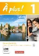 Cover-Bild zu À Plus! 1. Carnet d'activités mit DVD-ROM / CD-Extra von Friebe, Mirjam