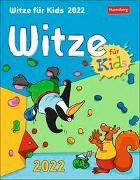 Cover-Bild zu Artel, Ann Christin: Witze für Kids Kalender 2022