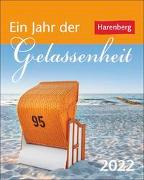 Cover-Bild zu Artel, Ann Christin: Ein Jahr der Gelassenheit Kalender 2022
