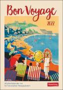 Cover-Bild zu Harenberg (Hrsg.): Bon Voyage Kalender 2022