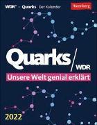 Cover-Bild zu Harenberg (Hrsg.): Quarks Kalender 2022
