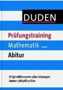 Cover-Bild zu Prüfungstraining Mathematik Abitur - Analysis von Walz, Guido