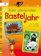 Cover-Bild zu Mein allererstes Basteljahr (eBook) von Danner, Eva