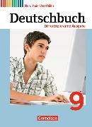 Cover-Bild zu Deutschbuch 9. Schuljahr. Differenzierende Ausgabe. Schülerbuch. NW von Chatzistamatiou, Julie