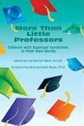 Cover-Bild zu More Than Little Professors von Mann, Lisa Barrett