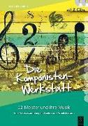 Cover-Bild zu Die Komponisten-Werkstatt von Kleinbub, Wieland