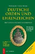 Cover-Bild zu Nimmergut, Jörg: Deutsche Orden und Ehrenzeichen