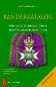 Cover-Bild zu Nimmergut, Jörg: Bänderkatalog