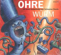 Cover-Bild zu Caprez, Andrea (Illustr.): Bd. 1: Ohre Würm - Ohre Würm