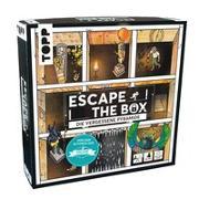 Cover-Bild zu Frenzel, Sebastian: Escape The Box - Die vergessene Pyramide