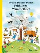 Cover-Bild zu Berner, Rotraut Susanne: Frühlings-Wimmelbuch - Midi