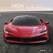 Cover-Bild zu Alpha Edition (Hrsg.): High Speed 2022 - Broschürenkalender 30x30 cm (30x60 geöffnet) - Kalender mit Platz für Notizen - Bildkalender - Wandplaner - Alpha Edition