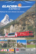 Cover-Bild zu DVD Glacier-Express NTSC