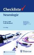 Cover-Bild zu Checkliste Neurologie von Grehl, Holger (Hrsg.)