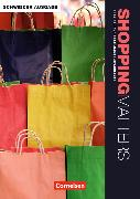 Cover-Bild zu Benford, Michael: Shopping Matters A2-B1. Schweizer Ausgabe. Schülerbuch