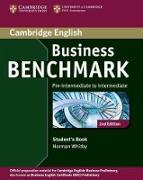 Cover-Bild zu Whitby, Norman: Business Benchmark Pre-intermediate to Intermediate Business Preliminary Student's Book